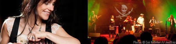 SOIRÉE IRLANDAISE : Sharon Shannon + Celtic Kanan, 5 Novembre, Brignoles