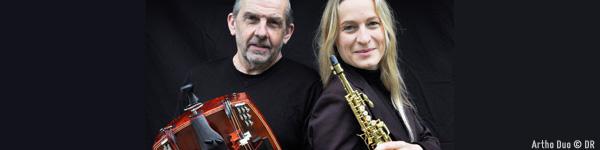 ARTHO DUO - julie gARnier & marc anTHOny