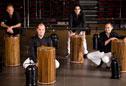 Bélopuga Quartet - En résidence au Chantier - Mélia-Conte-Bourrely-Mesureux
