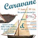 G RENAUD ET G FRANCESCHI C ILDEVERT «Caravane» CD (2016)