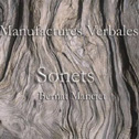 MANUFACTURES VERBALES «Sonets De Bernat Manciet» CD - Menestrèrs Gascons (2009)