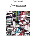 LAURENCE BOURDIN  «Questions De Tempéraments»  Livre-CD - Editions Delatour (2015)
