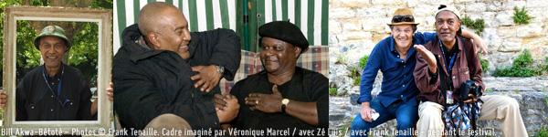 Hommage au grand photographe des musiques du monde Bill Akwa-Bétotè