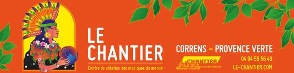 Le Cahntier - Centre de création des musiques du monde - Saison 2021