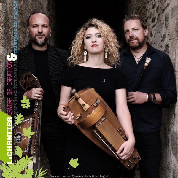 Réserver pour: Éléonore Fourniau Quartet