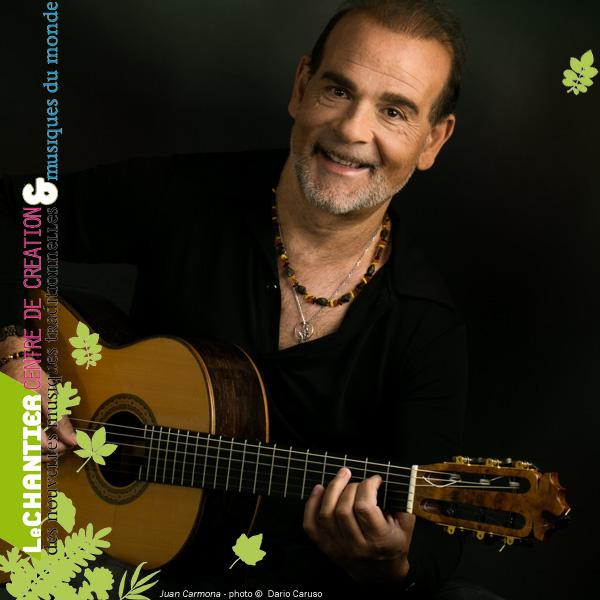 Réserver pour: Juan Carmona Quartet