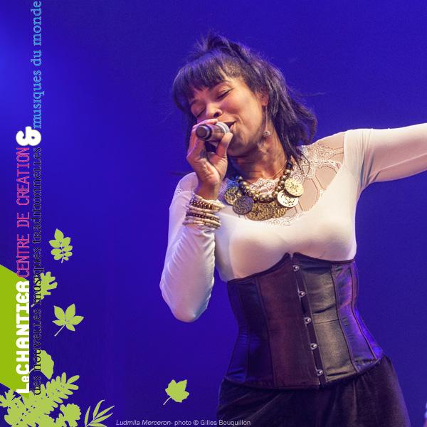 Réserver pour: Ludmila Merceron (Cuba)