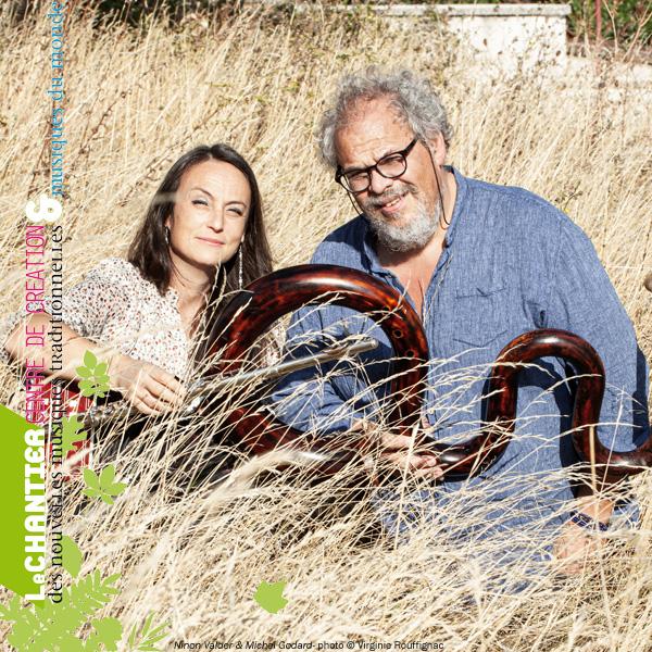 Réserver pour: Ninon Valder et Michel Godard