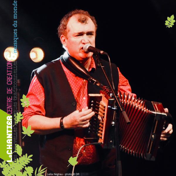 Réserver pour: Roger Morand Cajun Band