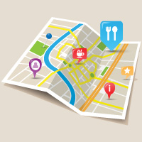 Plan, map - (image:kraphix)