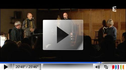 """""""Se sabiau volar"""" / """"Si je savais voler"""". Reportage de l'émission Vaqui (France 3), lors du Concert organisé par le Chantier à Carcès (27 nov)"""