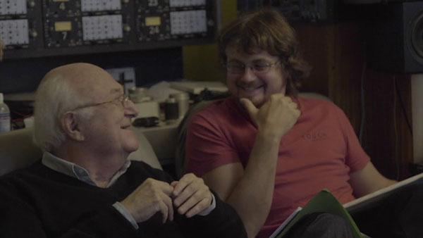Interview de Vladimir COSMA - Suite Populaire pour mandoline et accordéon