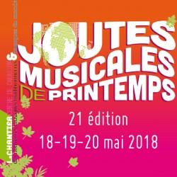 21e Joutes musicales de printemps: 18-19-20 mai