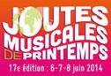 17e Joutes musicales de printemps - 6-7-8 Juin 2014