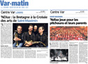 Var Matin - articles 'NDIAZ