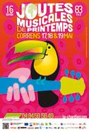 16e JOUTES MUSICALES DE PRINTEMPS - 17-18-19 MAI 2013 - Correns - Festival labellisé Marseille-Provence 2013 - Capitale européenne de la Culture