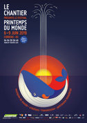 Le Chantier présente les Printemps du monde - festival des musiques du monde - 6 -> 9 juin 2019, à Correns (83, Provence Verte)