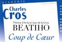Beatiho : Coup de coeur de l'académie Charles Cros 2013 - Musiques du monde - Beñat Achiary & Guylaine Renaud